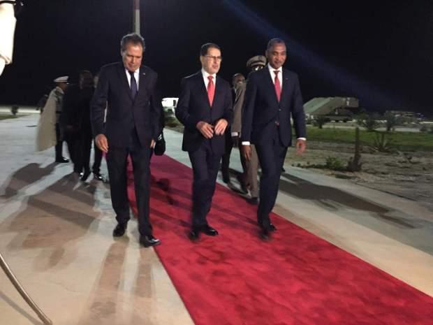 لحضور حفل تنصيب الرئيس الجديد.. العثماني في موريتانيا بتكليف من الملك