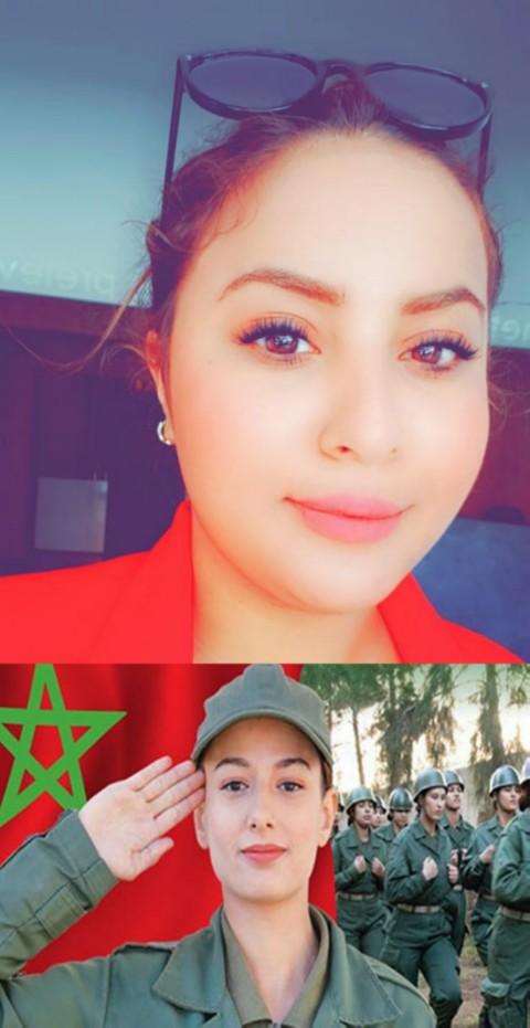 والدا حسناء: التجنيد كيهمنا وكيهم الوطن… وحنا فرحانين حيث بنتنا تقبلات
