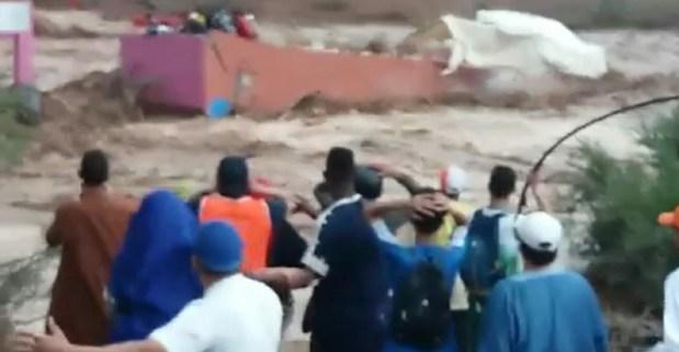 فاجعة فيضانات تارودانت.. السلطات المحلية تكشف عدد الضحايا