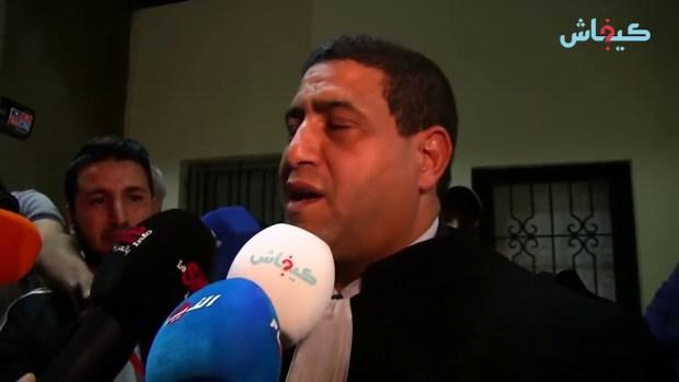 الهيني: مطالبة معتقلي حراك الريف بسحب الجنسية حماقة