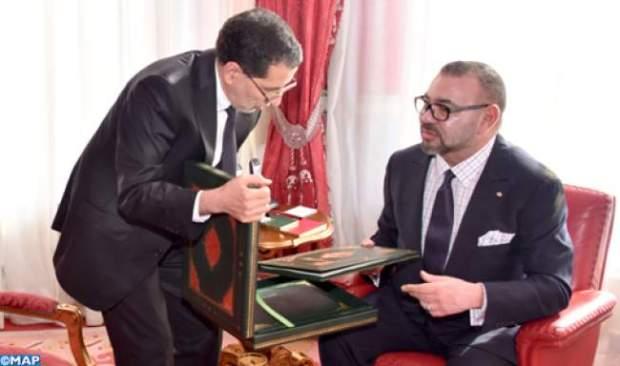 استفسره حول اقتراحات تجديد وإغناء مناصب المسؤولية.. الملك يستقبل العثماني