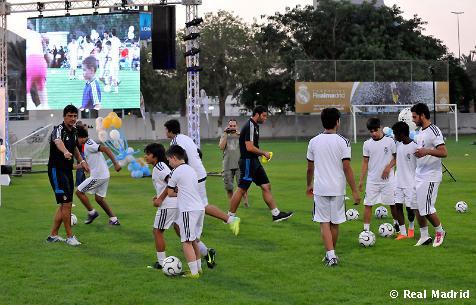 في خطوة جديدة.. ريال مدريد يقيم مدارس رياضية لكرة القدم في المغرب