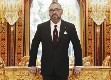 الملك للرئيس التونسي الجديد: سنعمل سويا لتعزيز علاقات التعاون بين البلدين