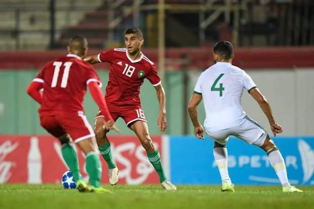 لاعبو المنتخب المحلي: فزنا على المنتخب الجزائري بالنتيجة والأداء