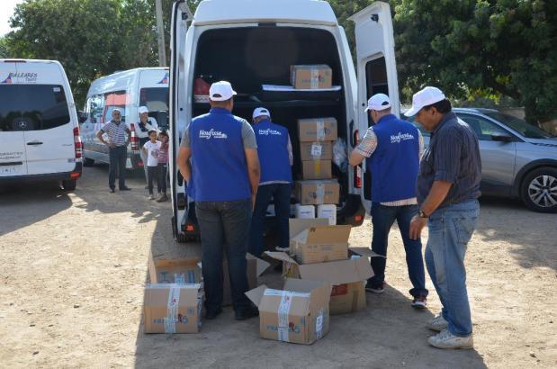فحص أزيد من 1500 مريض وختان حوالي 200 طفل.. حملة طبية في معازيز
