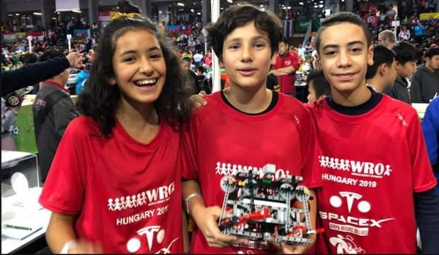 أولمپياد الروبوت العالمية.. صوفيا وياسين ويوسف ممثلو المغرب في المسابقة