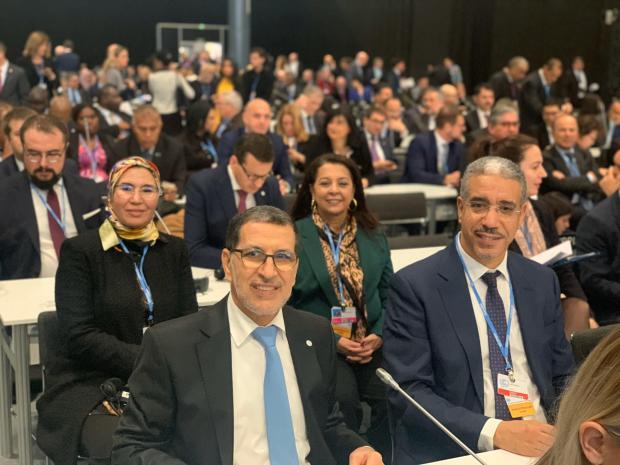 """بمشاركة المغرب.. افتتاح أشغال مؤتمر """"كوب 25"""" في مدريد"""