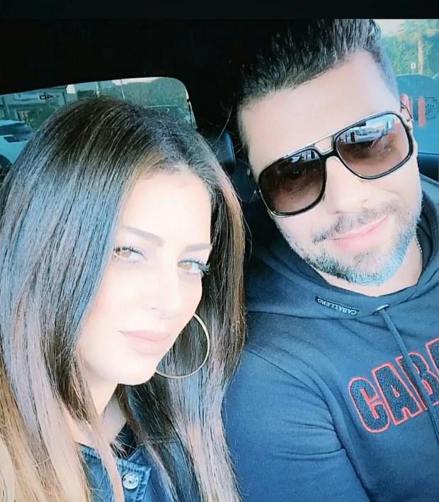 مسلم: أمل صقر الزوجة ديالي وأنا سعيد ومرتاح بزواجي بها