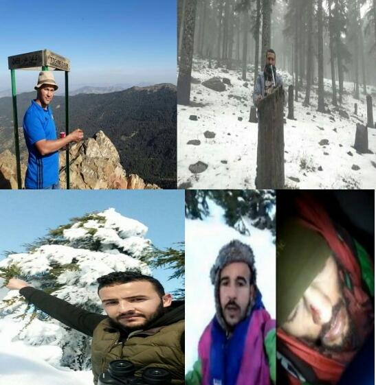 على لسان أحد المتطوعين.. تفاصيل إنقاذ شابين في جبل تدغين