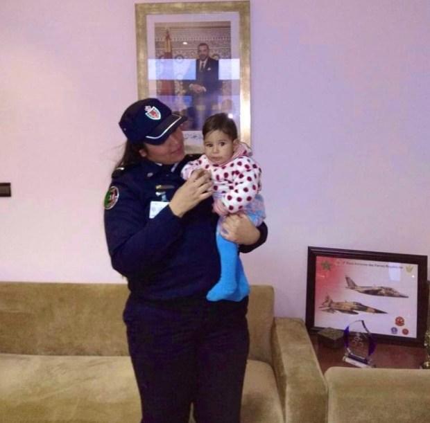 """اختطفت من حضن والدتها في محطة """"ولاد زيان"""".. العثور على الطفلة ياسمين"""