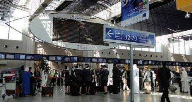 """مطار محمد الخامس/ كازا.. تشديد الإجراءات الوقائية لاحتواء أي حالة وبائية محتملة لفيروس """"كورونا"""""""