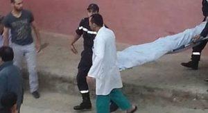 بني ملال.. رجل يقتل زوجته وينتحر بالقرب من جثها