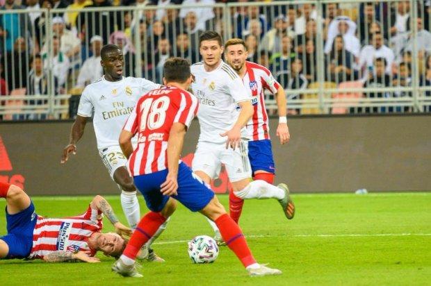 تغلب على أتلتيكو مدريد.. ريال مدريد بطلا لكأس السوبر الإسباني