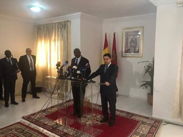 """بوريطة: مواقف الانفصاليين بشأن رالي """"أفريكا إيكو رايس"""" مجرد شطحات وأوهام وتصريحات تثير الشفقة"""