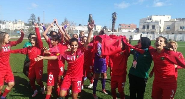 أداء ونتيجة.. المنتخب الوطني النسوي بطلا لبطولة شمال إفريقيا