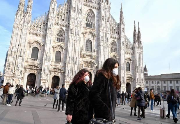 فيروس كورونا.. الإعلان عن خامس وفاة في إيطاليا
