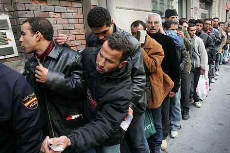 حوالي 270 ألف منخرط.. مغاربة إسبانيا الأوائل في الضمان الاجتماعي