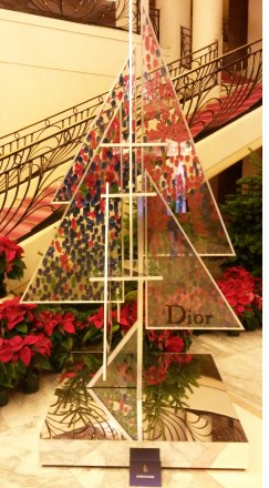 sapin C DIOR kif and blog