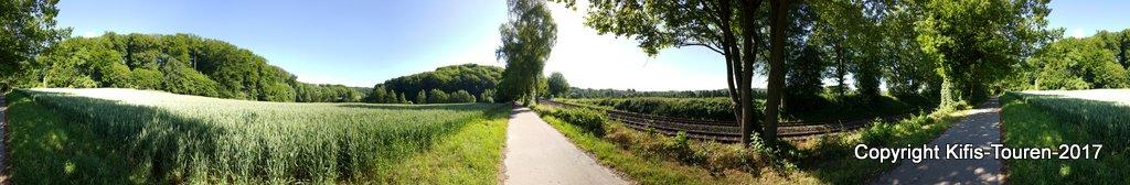 Von Gerresheim durchs Rotthäuser Bachtal