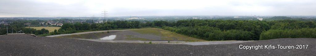 Von der Halde Rheinelbe zum Mechtenberg