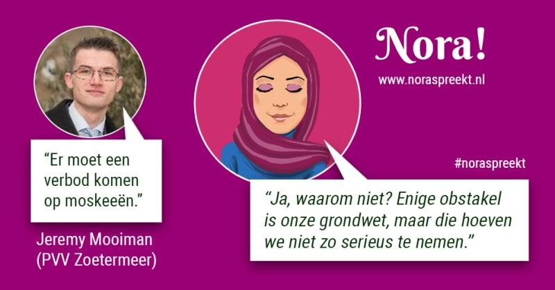 Quote van Nora