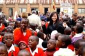 International Volunteers: Kristine Co