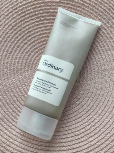The ordinary squalane cleanser basic packaging