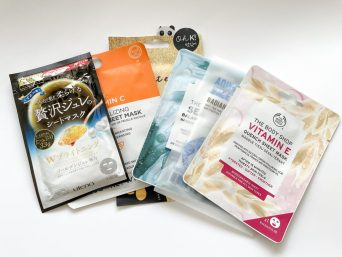 Sheet mask collection