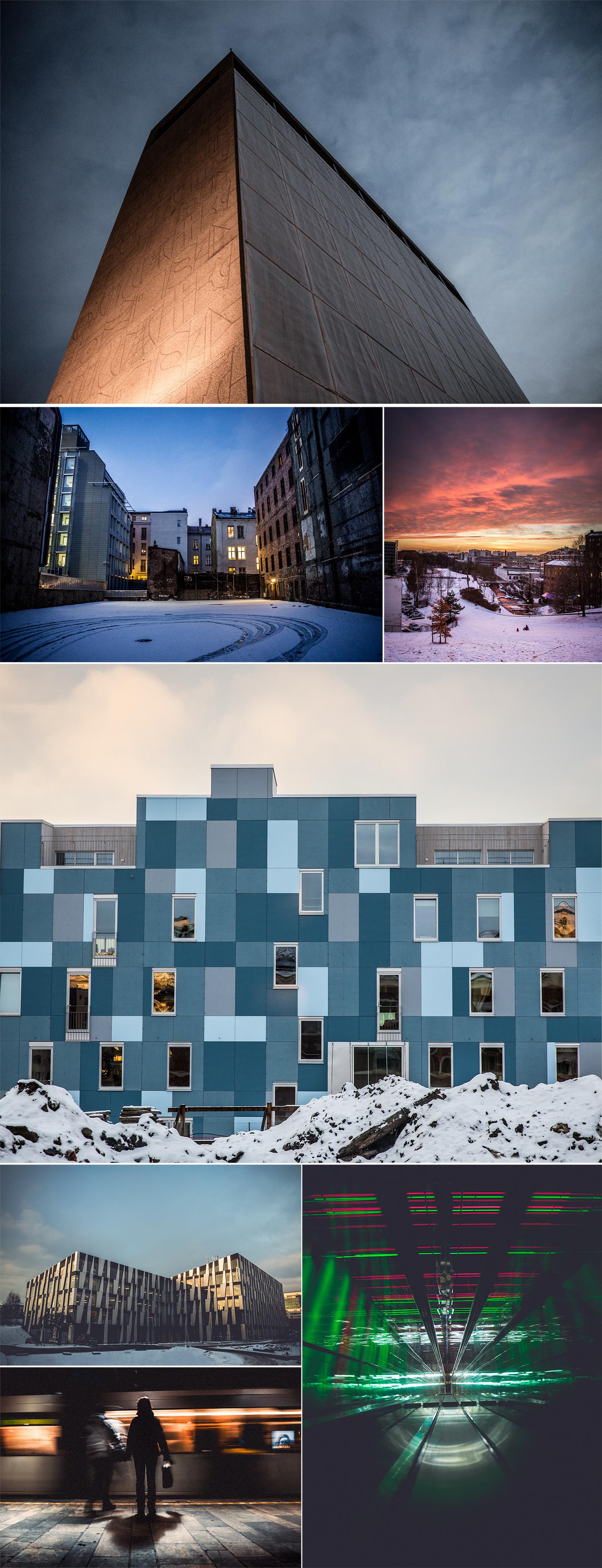 365 - 5 - the Government quarter, downtown Oslo, Grünerløkka, apartments Nydalen, Egmont Nydalen, Nydalen subway station