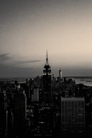 365 – 103 – View from the Rockefeller Plaza