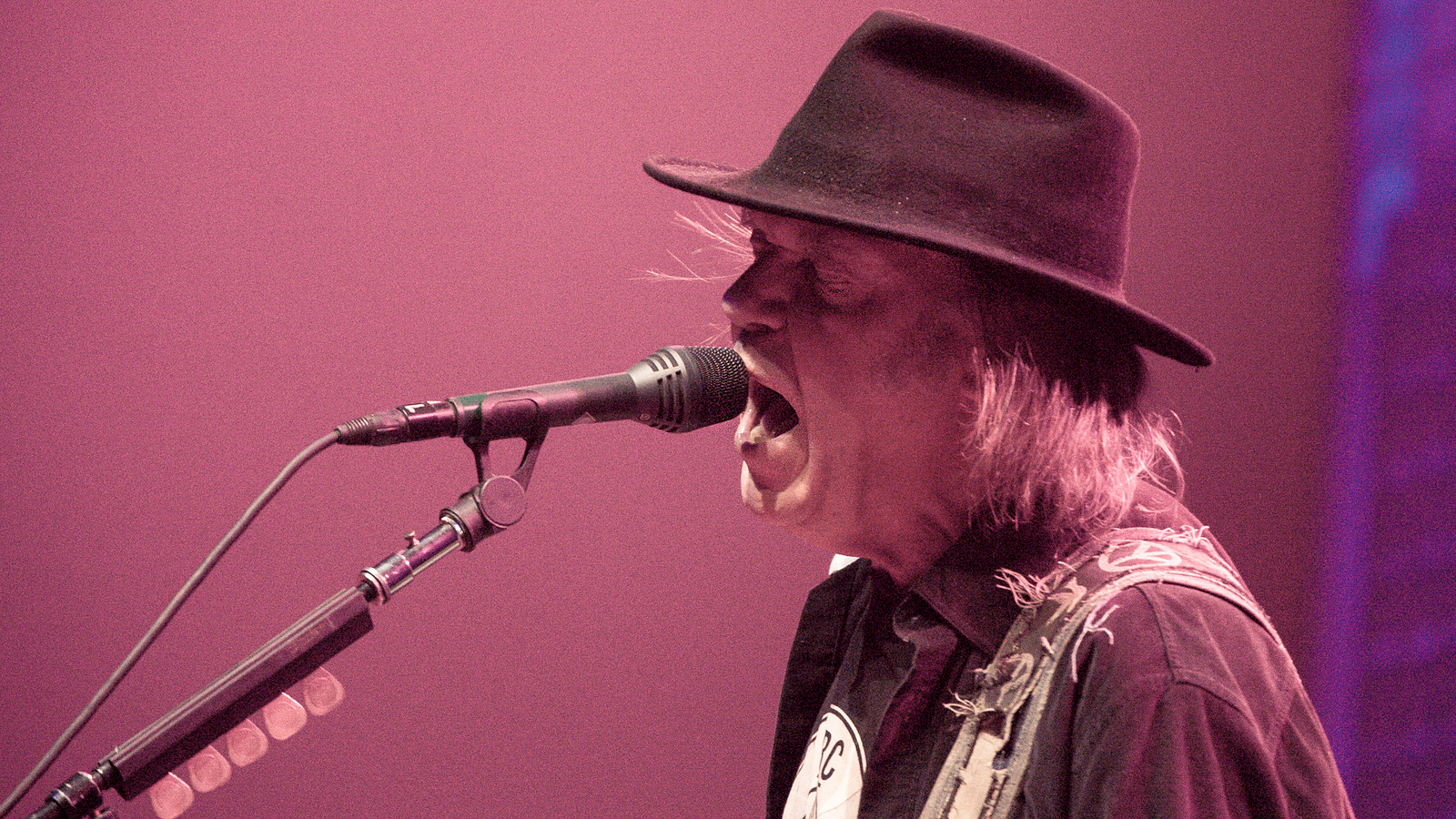 Neil Young & Crazy Horse // Oslo Spektrum