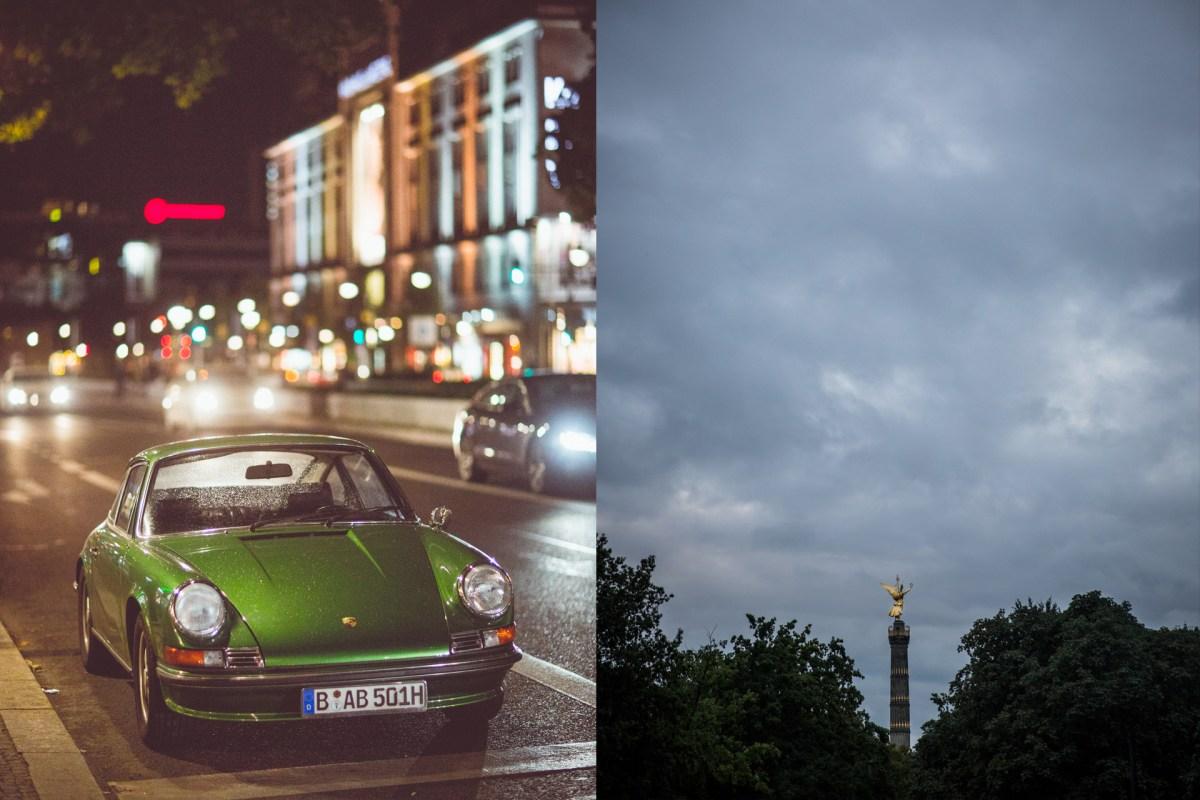 Day 246: Porsche 911 vs the Großer Stern