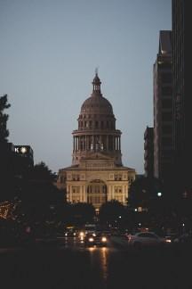 Austin Texas state capitol