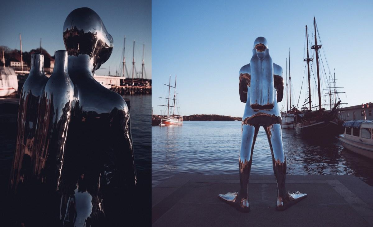 Dykkaren by Ola Enstad