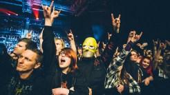 Slipknot Oslo Spektrum