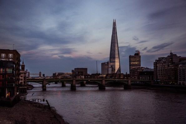 The Shard, London, UK by Renzo Piano