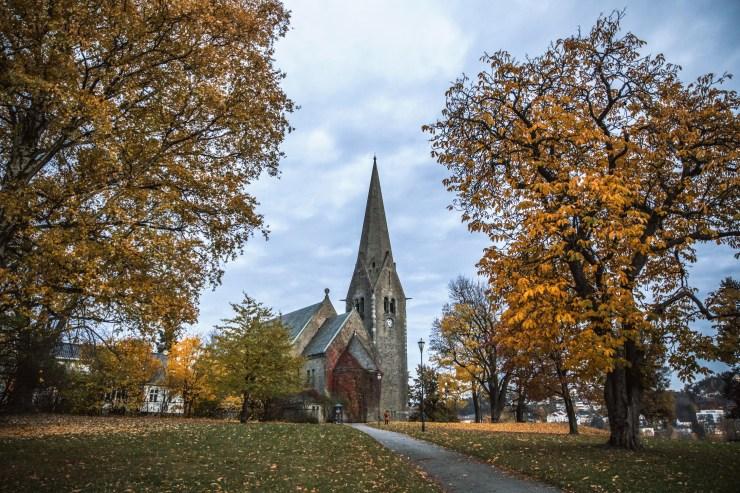 Vålerenga Kirke