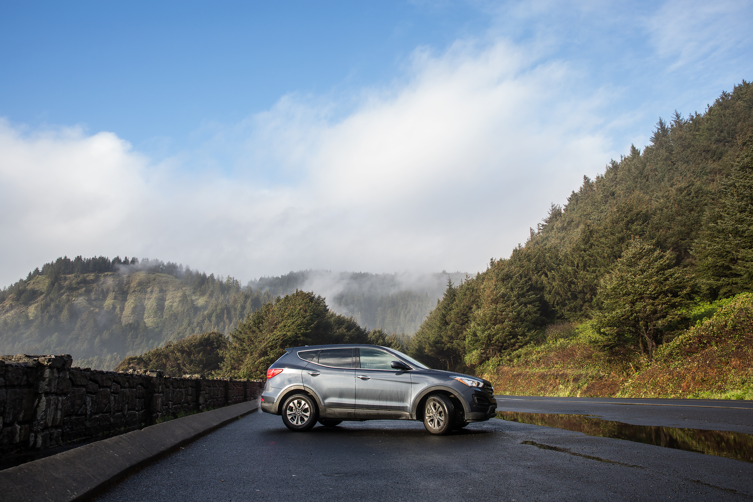 The Rental: Hyundai Santa Fe Sport