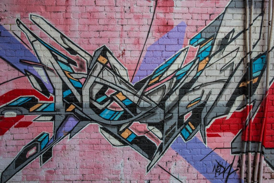 Graffiti Alley, Toronto