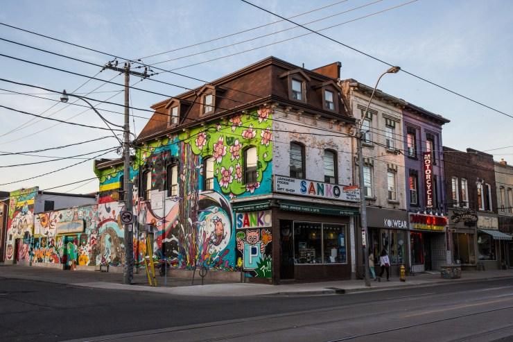 Queen St. West, Toronto