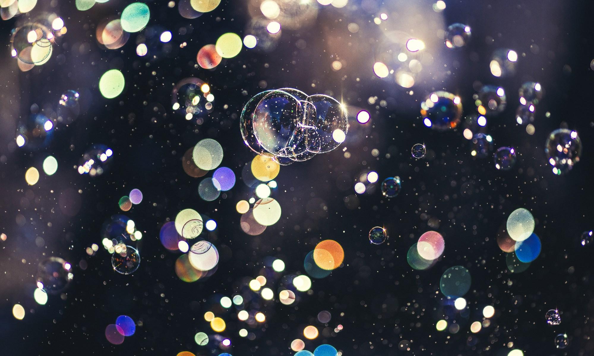 Bubbles @ Slottsfjell