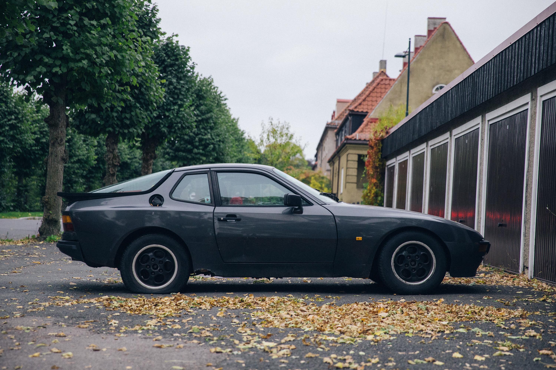 Porsche Hageby