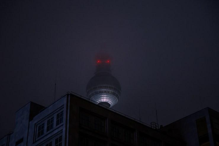 Mr Robot - The Fernsehturm, Berlin