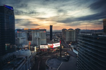 Room with a view @ Aria, Las Vegas