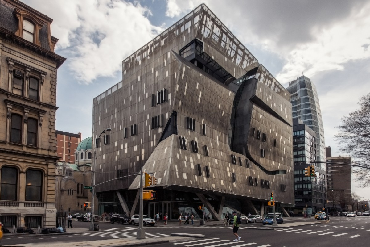 The Cooper Union, NYC