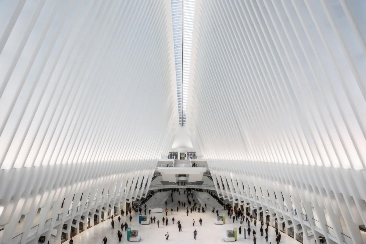 Westfield World Trade Center, NYC