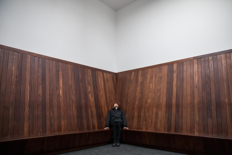 James Turrell: Meeting at MoMa PS1