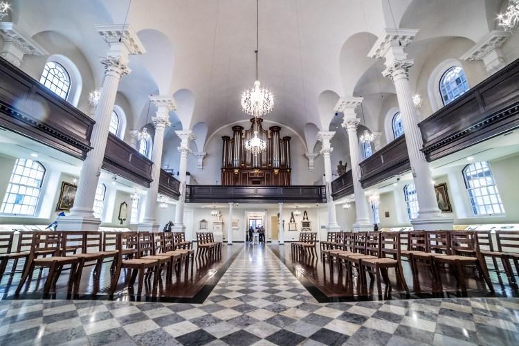 St. Paul's Chapel of Trinity Church Wall Street
