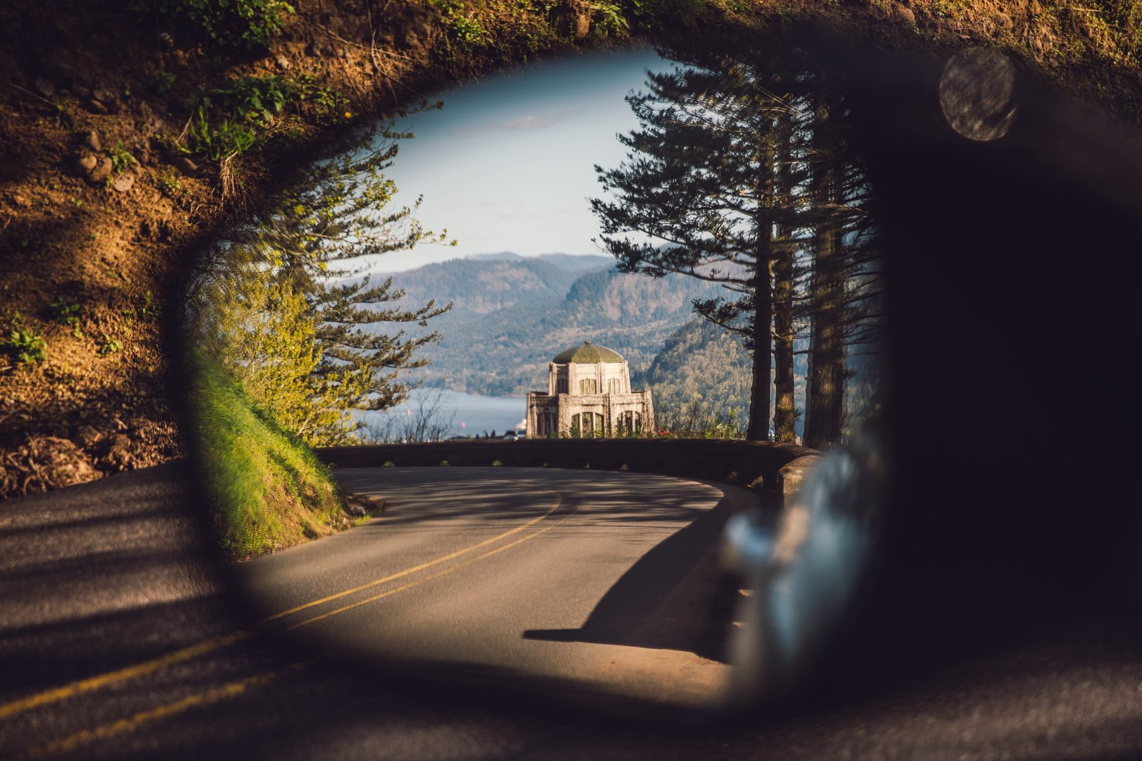 Vista House, River Gorge