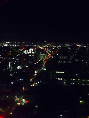 夜景大観覧車くるりんいよてつ高島屋